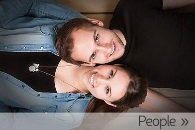 Junges Paar als Galerieteaser für People-Fotografie