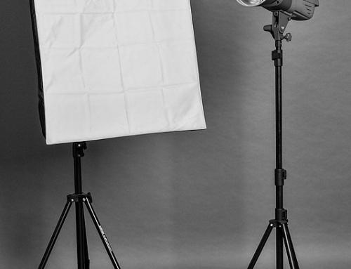 Fotostudio: Lichtformer – Softbox und Normalreflektor