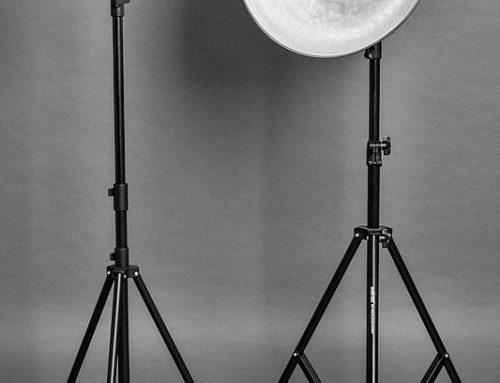 Fotostudio: Lichtformer – Tubus und Beautydish