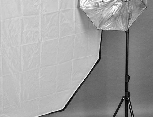 Fotostudio: Lichtformer – Oktabox und Firefly